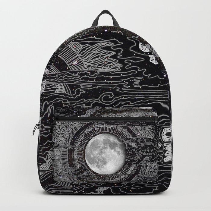 Moon Glow Rucksack