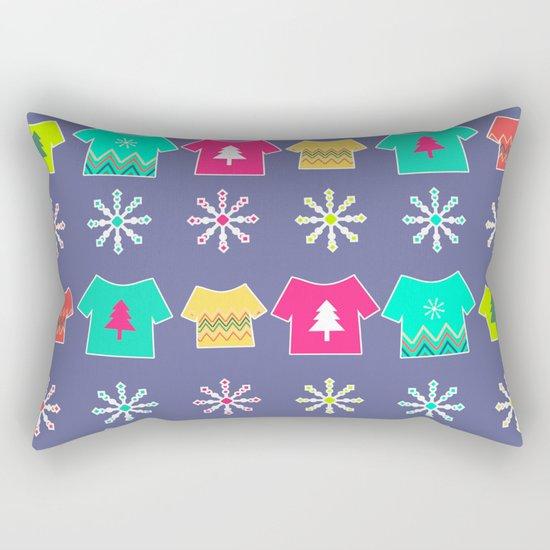 Christmas tees Rectangular Pillow