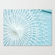 String Art 812 on Shed Canvas Print