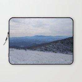 Winter at Roan Mountain Laptop Sleeve