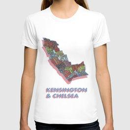 Kensington & Chelsea - London Borough - Colour T-shirt