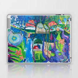 Traveling Into Infinity Laptop & iPad Skin