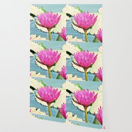 The Water Lily Wallpaper