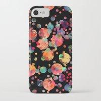 confetti iPhone & iPod Cases featuring Confetti by Schatzi Brown