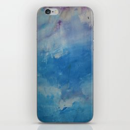Sky Flame iPhone Skin
