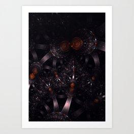 AMP 07. I.C.U. Art Print