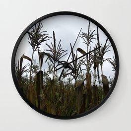 Fall on the Island Wall Clock