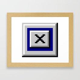 WIN2K - Eksu Framed Art Print