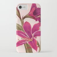 vintage floral iPhone & iPod Cases featuring Vintage Floral by 83 Oranges™