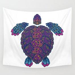 Alebrije Turtle 2 Wall Tapestry