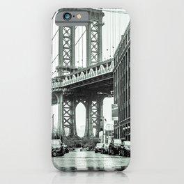 DUMBO Manhattan Bridge 2020 iPhone Case