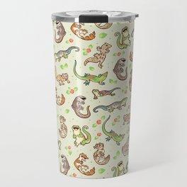 Spring geckos Travel Mug