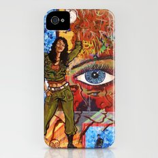 Militant Millie and the Peace Grenade Slim Case iPhone (4, 4s)