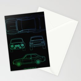 Escort Mk 1 RS Stationery Cards