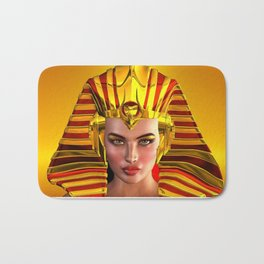The Face Of Egypt Bath Mat