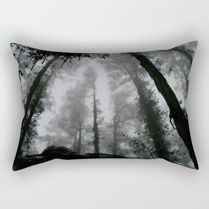 Pale world Rectangular Pillow