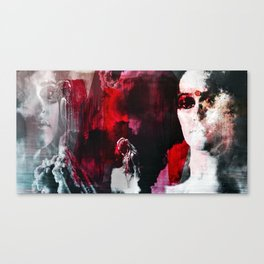 """""""You were born for this Clarke. Same as me."""" Canvas Print"""