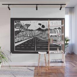 Etna by Laura Pizzicalaluna Wall Mural
