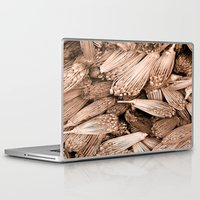 moroccan Laptop & iPad Skins featuring Moroccan Herbs by Brian Raggatt