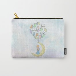 BOOK BALLOON Carry-All Pouch
