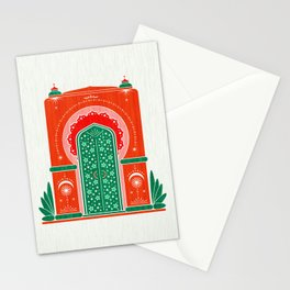 Holiday House Stationery Cards