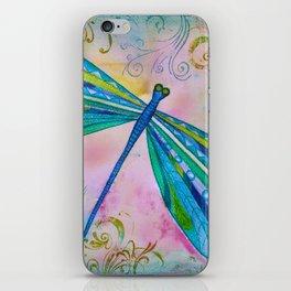 Dragonfly II iPhone Skin
