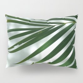 Palm Shadow Pillow Sham