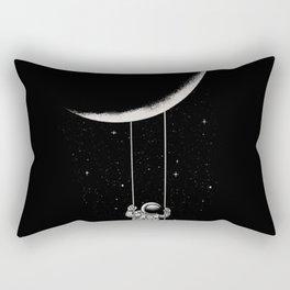Moon Swing Rectangular Pillow