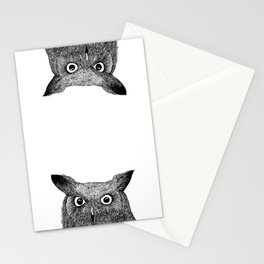The Eyes of Wisdom Stationery Cards