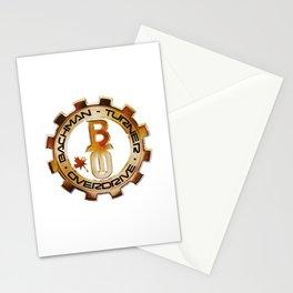 Bachman Turner Overdrive Brave Belt Blue Rodeo Stationery Cards