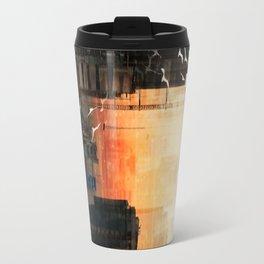 IN A CITY Travel Mug