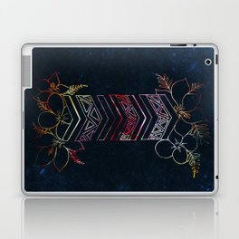 Dark Vibes This Way Laptop & iPad Skin