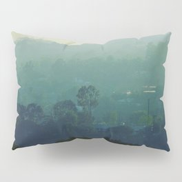 Shades of Green Pillow Sham