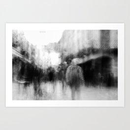 - La mia disperazione - Art Print