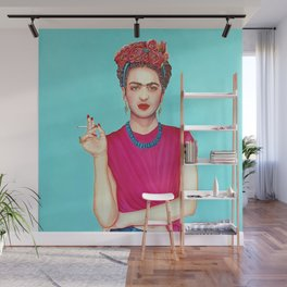 "Frida ""All of me"" Wall Mural"