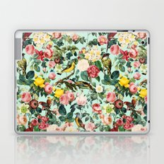 Floral and Birds III Laptop & iPad Skin