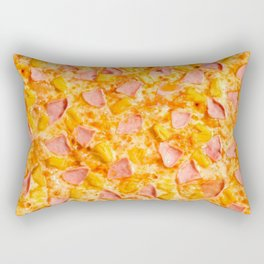 Pineapple Pizzas are People Too. Rectangular Pillow