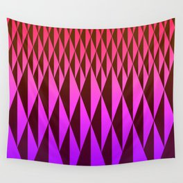 Foreign Wood Wall Tapestry