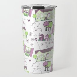 Ticky Tacky Travel Mug