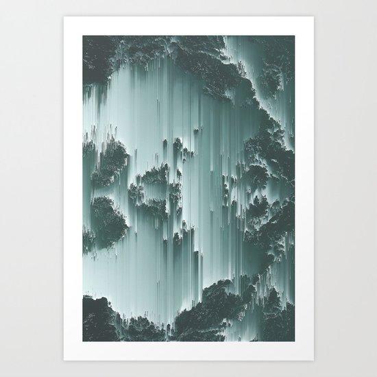 VALIUM Art Print