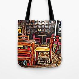 Creativity Cafe Tote Bag