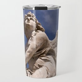 WHITE ANGEL of SICLY Travel Mug