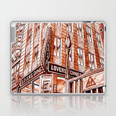 Lovers Diner Laptop & iPad Skin