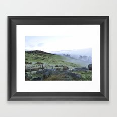The Moors Framed Art Print