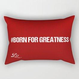 GREATNESS Rectangular Pillow
