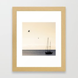 Junio Framed Art Print