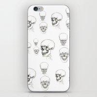 anatomy iPhone & iPod Skins featuring ANATOMY by Andreas Derebucha