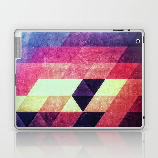 dystryssd bryyyts Laptop & iPad Skin
