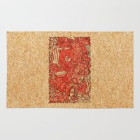 wood Area & Throw Rugs featuring - wood - by Magdalla Del Fresto
