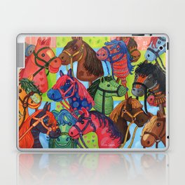 Happy Hobby-Horses Laptop & iPad Skin